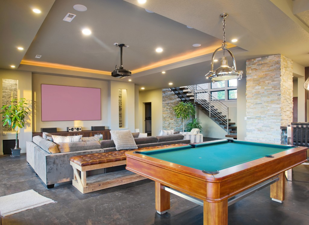 5 Hacks for Setting Up an Entertainment Room