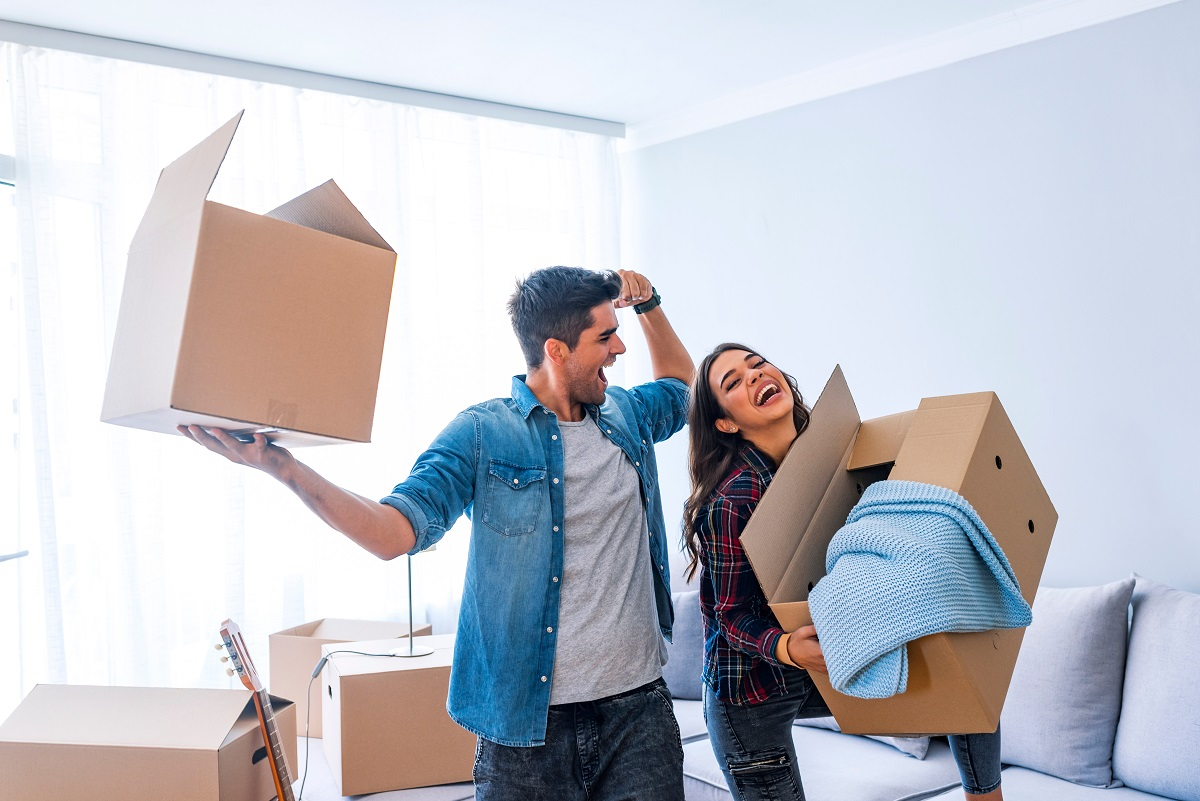 Getting Things Ready Before You Move In