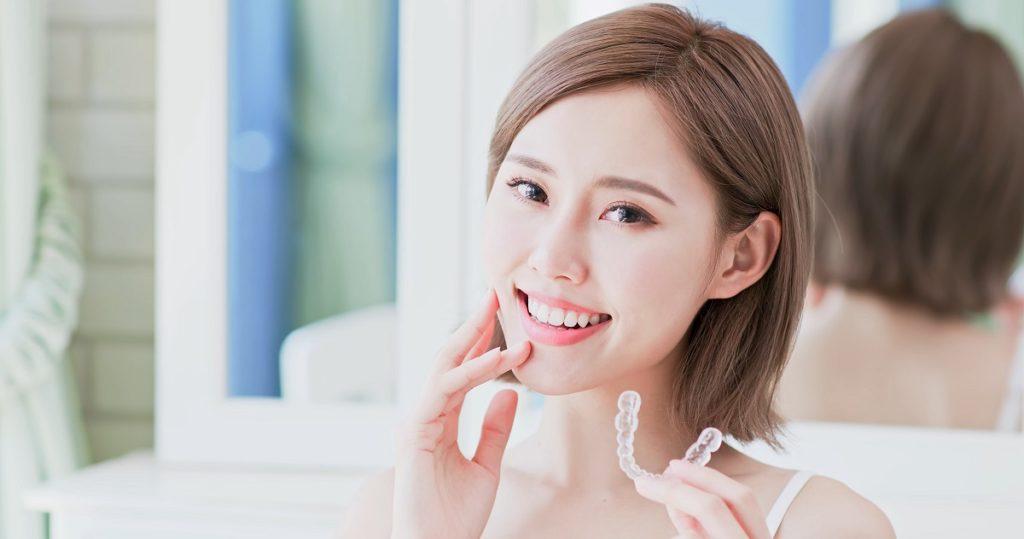 cosmetic braces concept