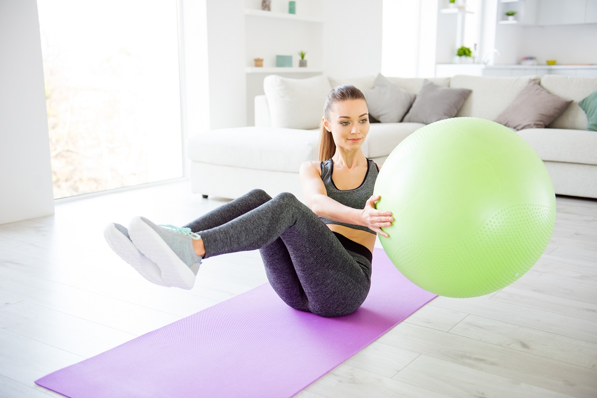 Burn Those Quarantine Gains: Stay Fit at Home in 2021