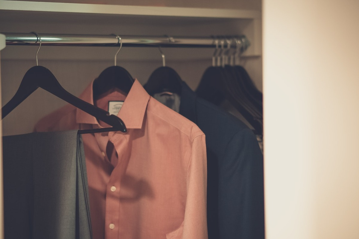 Spring Cleaning Your Closet amid a Global Health Crisis