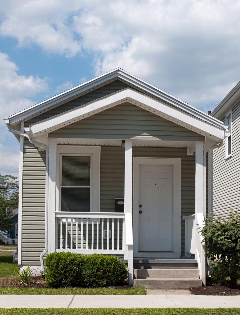 tiny american house
