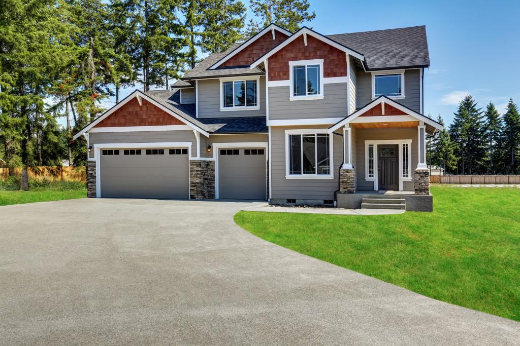 home driveway
