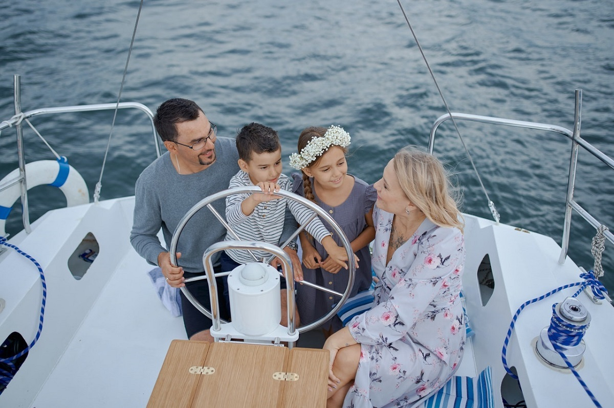 A Refreshing Change: Why Children Should Learn to Sail
