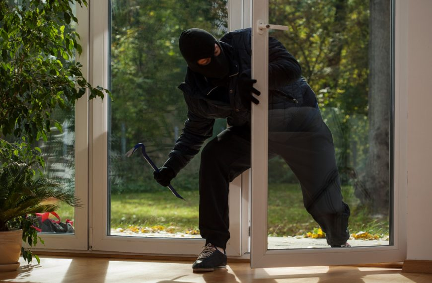 Home Crimes Americans Worry About: Preventive Measures